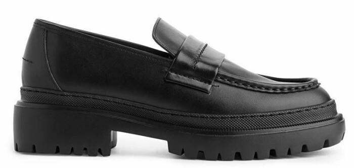 Loafers från Arket