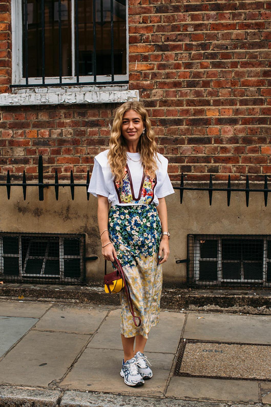 Streetstyleinspiration från modeveckan i London.