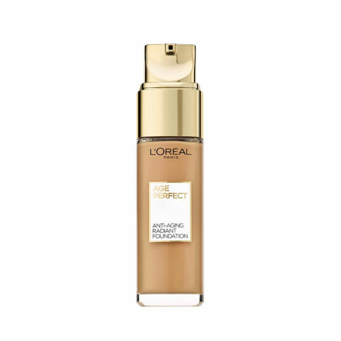 Loreal Paris Age perfect foundation recension omdöme bäst i test