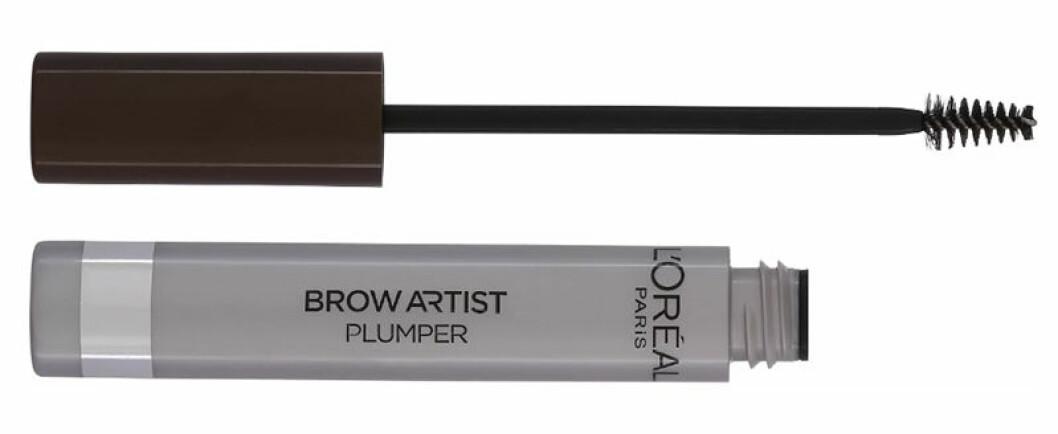 Fixa ögonbrynen med brow artist plumper från loreal paris