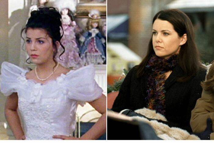 Lorelai från Gilmore Girls