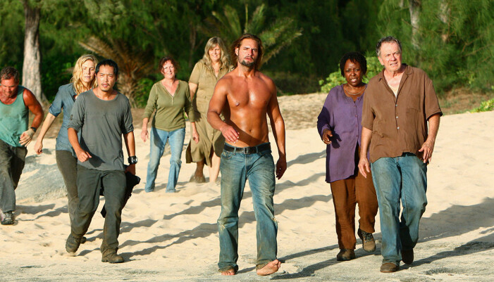 Lost tv-serie