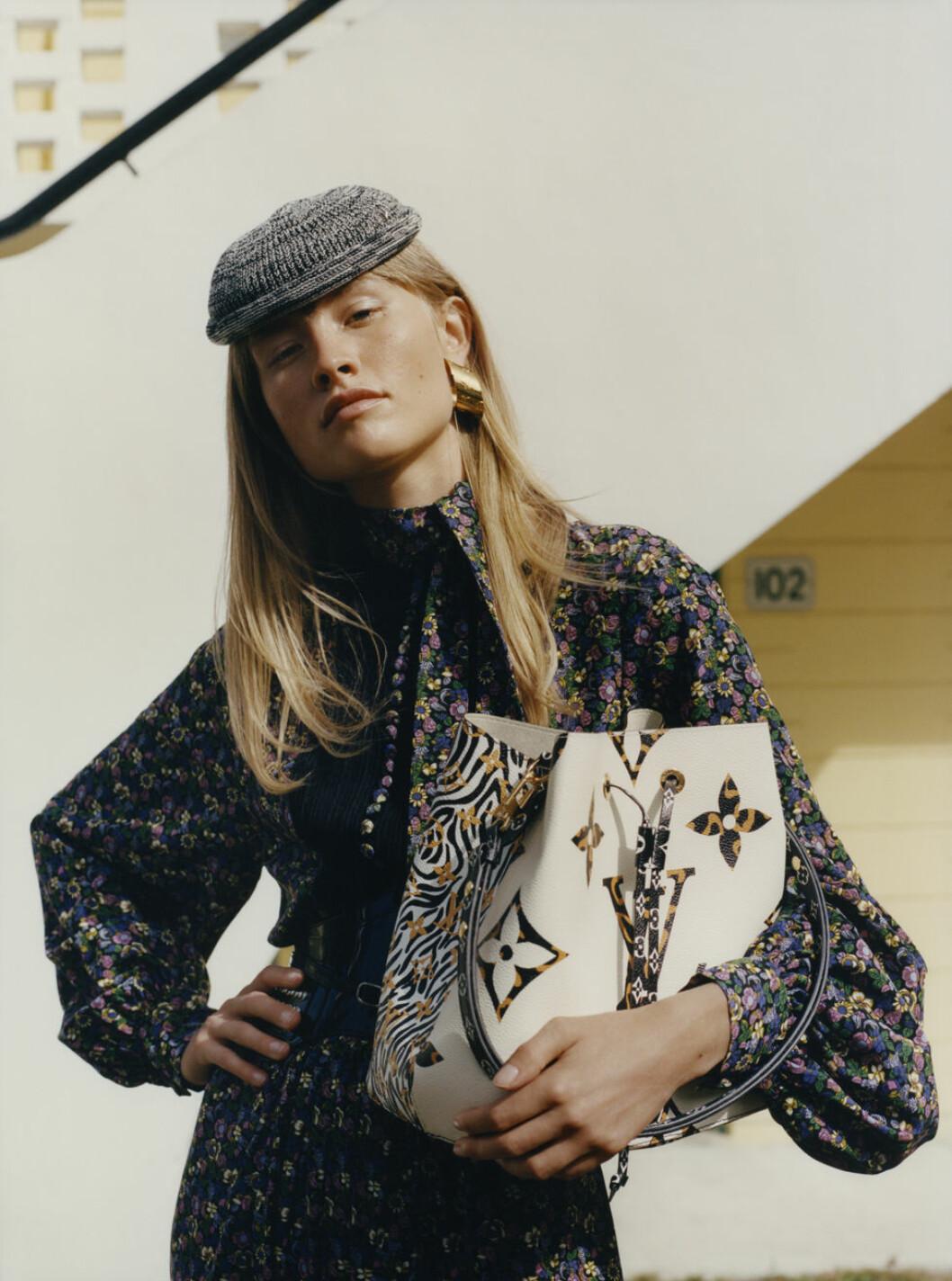 Louis Vuitton Monogram Giant Jungle neo neo bag