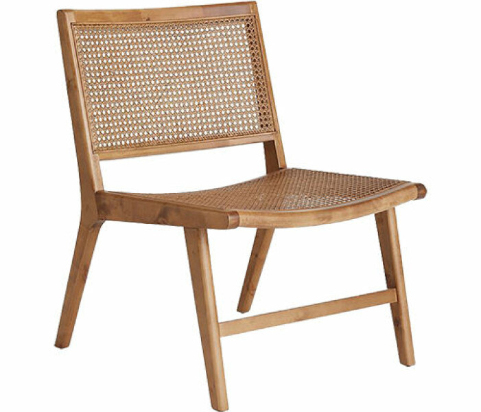 loungestol från ellos rotting