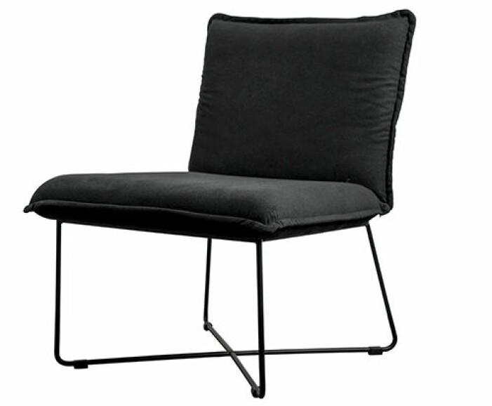 loungestol svart