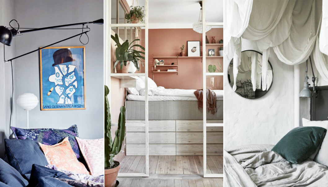Tips på compact living-detaljer i lyxskandinavisk stil.