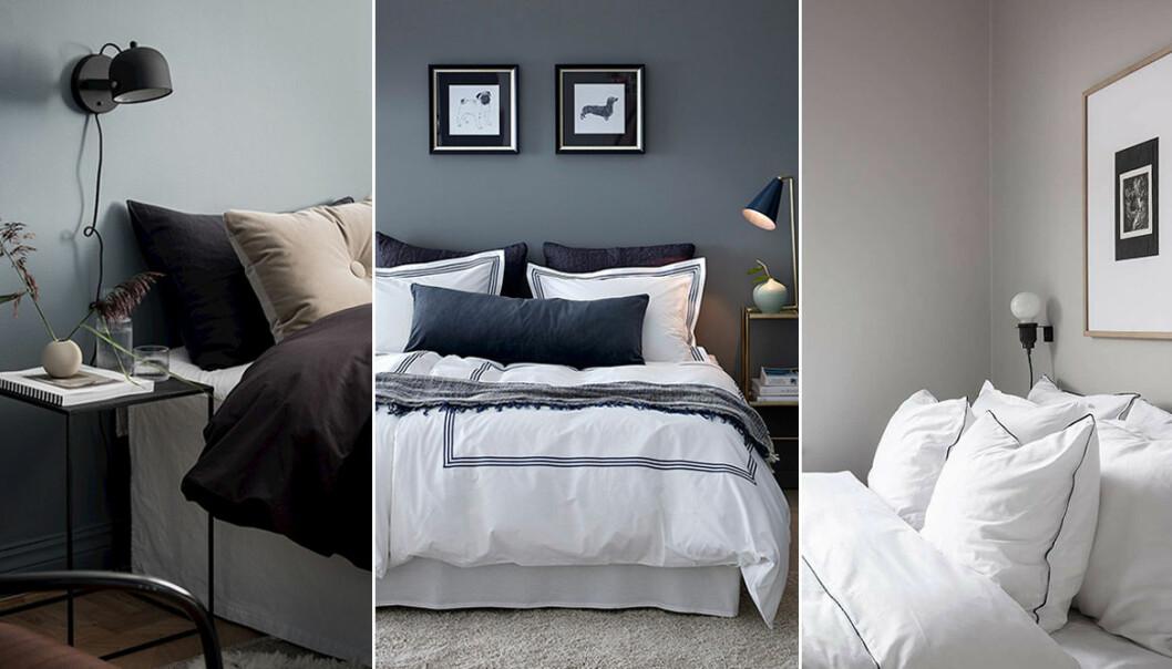 Enkla knepen som gör sovrummet lyxigt