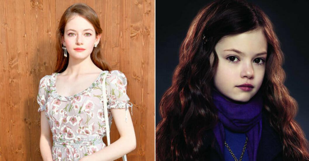 Mackenzie Foy – Renesmee Cullen