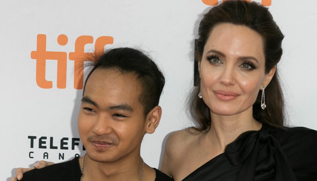 Brad Pitt och Angelina Jolies son Maddox vill inte längre heta Pitt i efternamn.