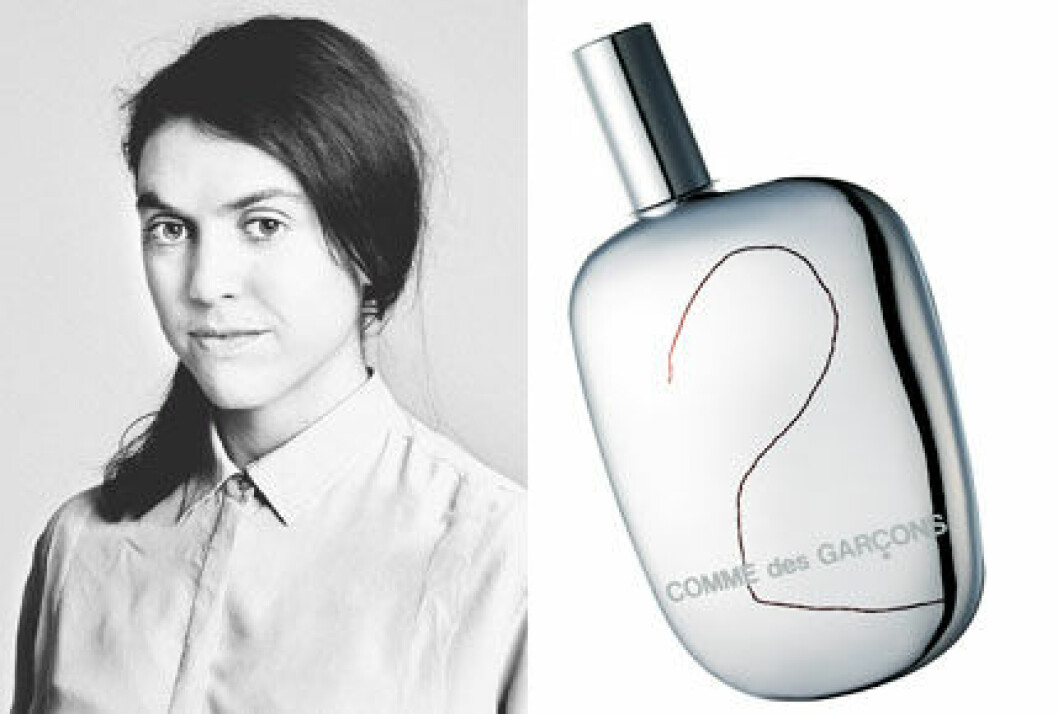 Magda Lipka Falck, Comme des Garçons