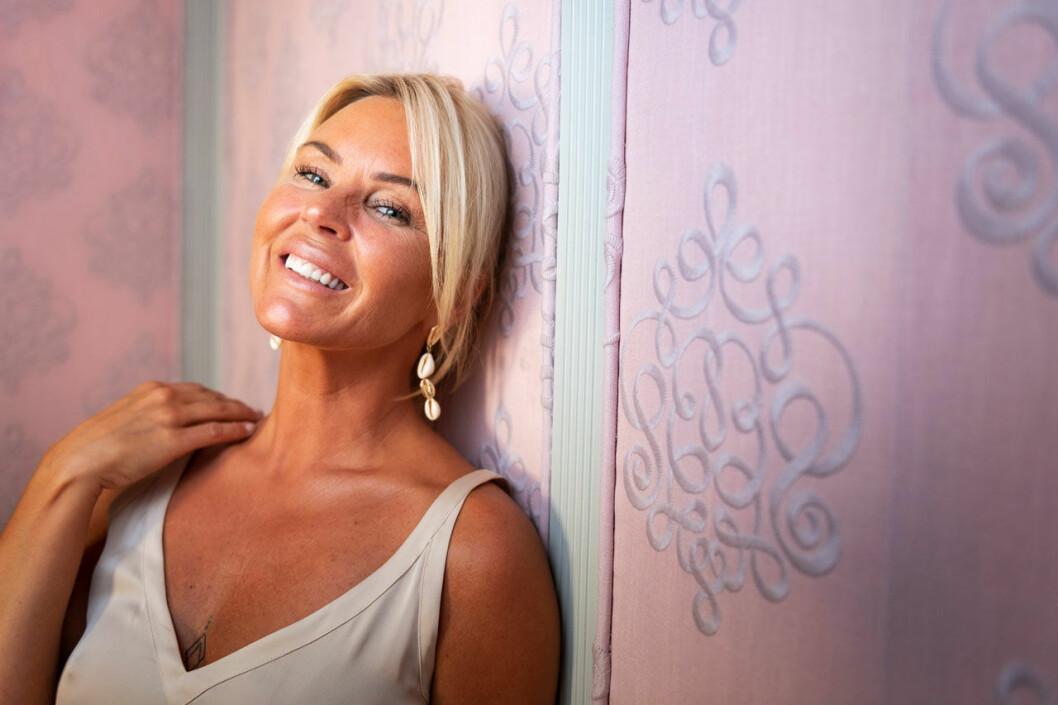 Magdalena Graaf blev gravid med sitt femte barn när hon var 40 år