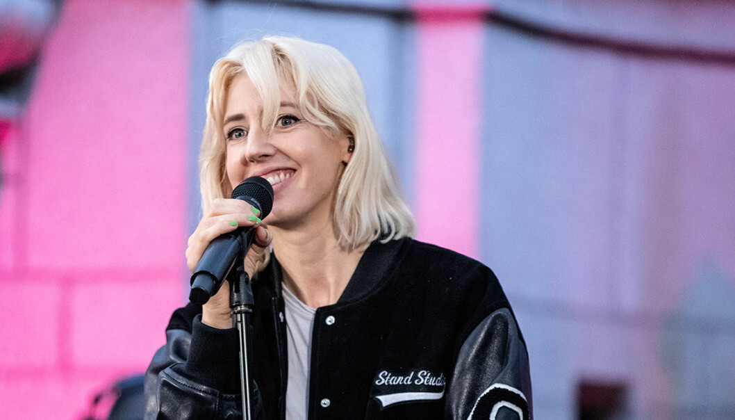 Veronica Maggio.
