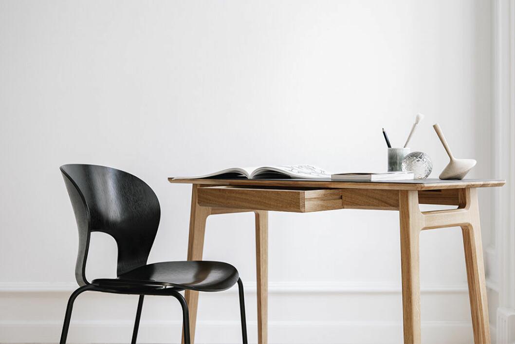 Magnus Olesen nya stol Ø