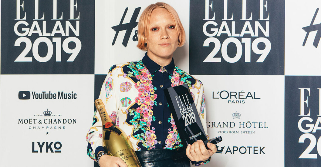 Årets makeup-artist: Karin Westerlund
