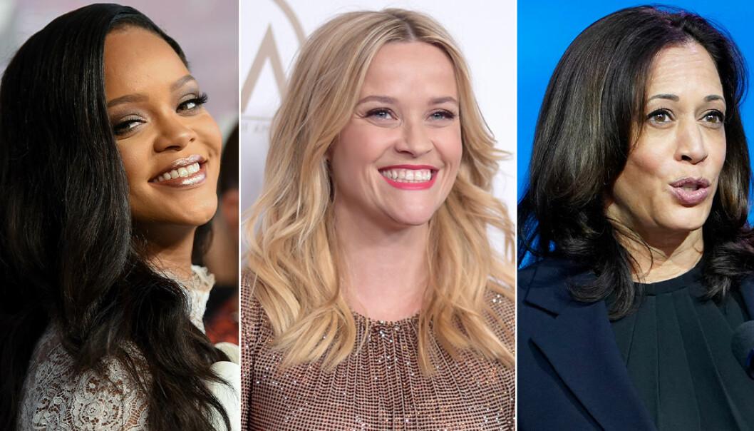 Världens mäktigaste kvinnor 2020 – wow!