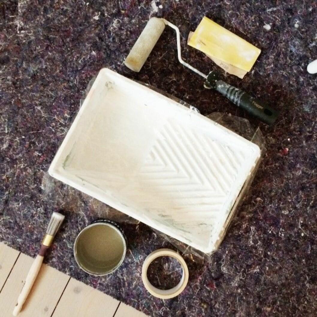 måla om möbler steg för steg renovera själv diy 11