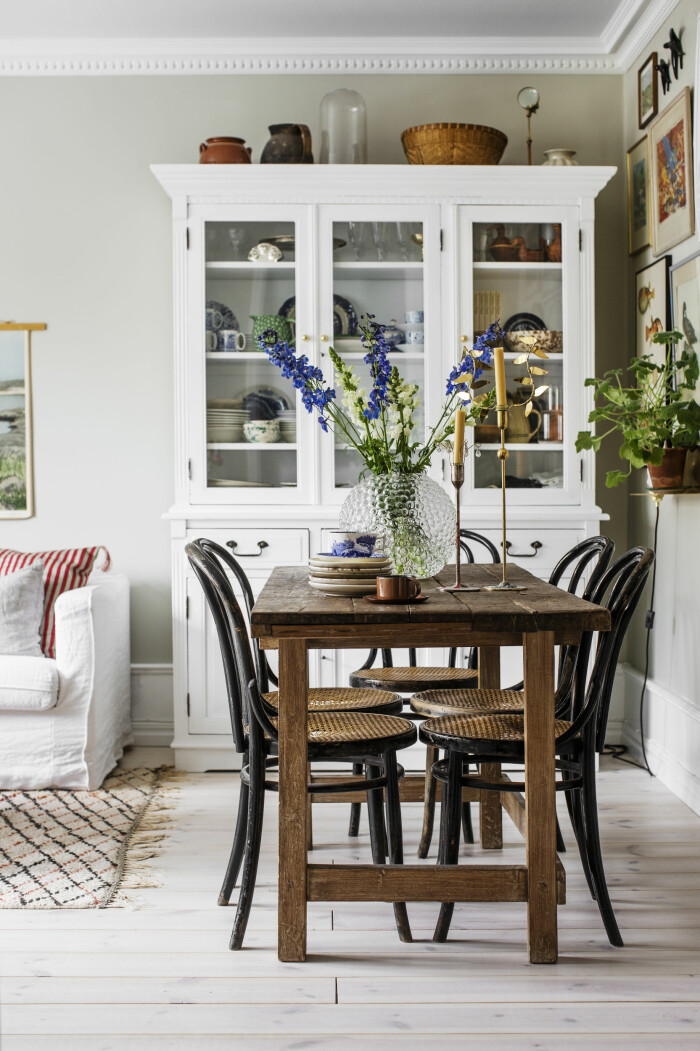 måla om skåp och möbler