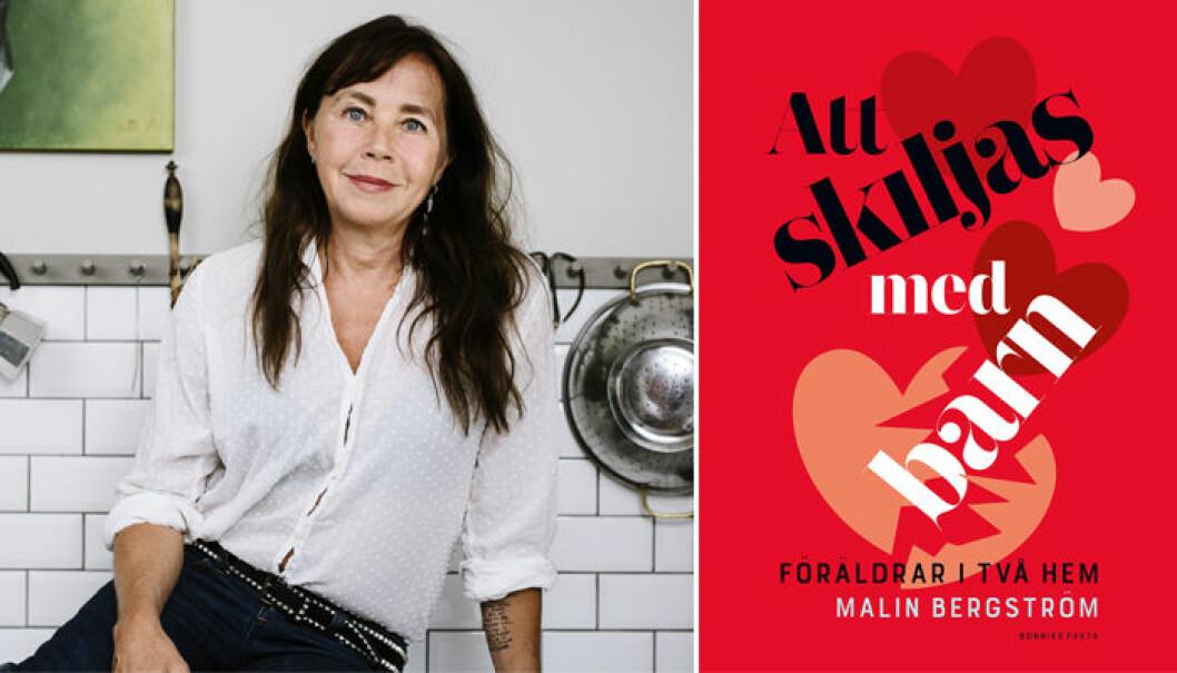Malin Bergström har skrivit boken