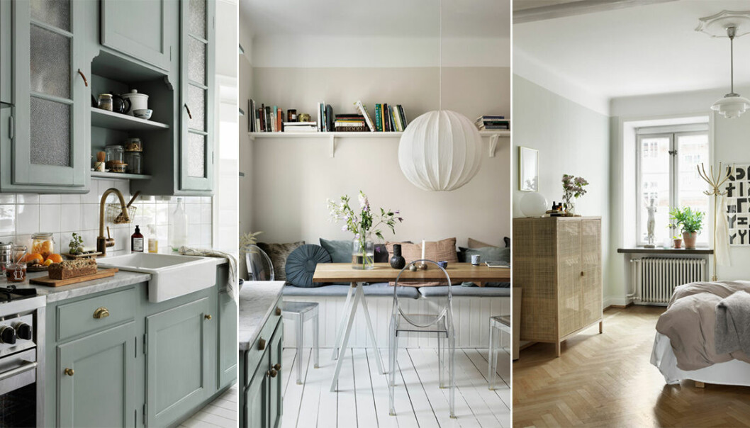 Varm och stämningsfull lägenhet i Malmö