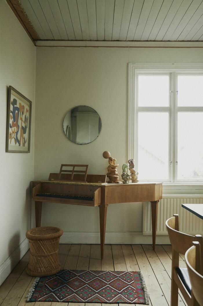 Malou Palmqvist vardagsrum spinett