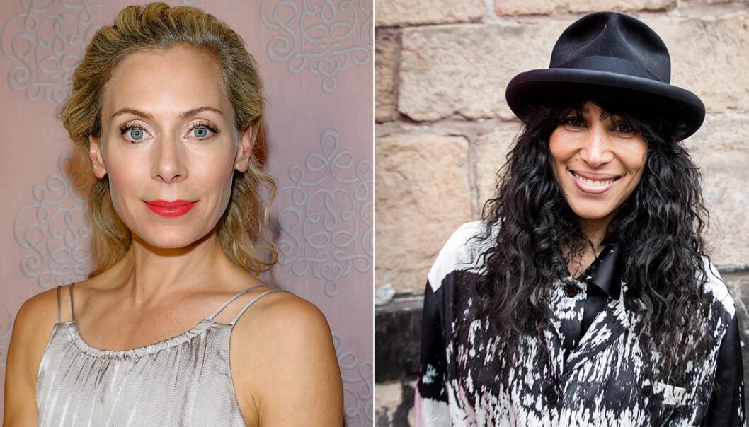 Allt fler får barn efter 40 år, här är exempel på sju svenska kändisar som valt att få barn senare i livet