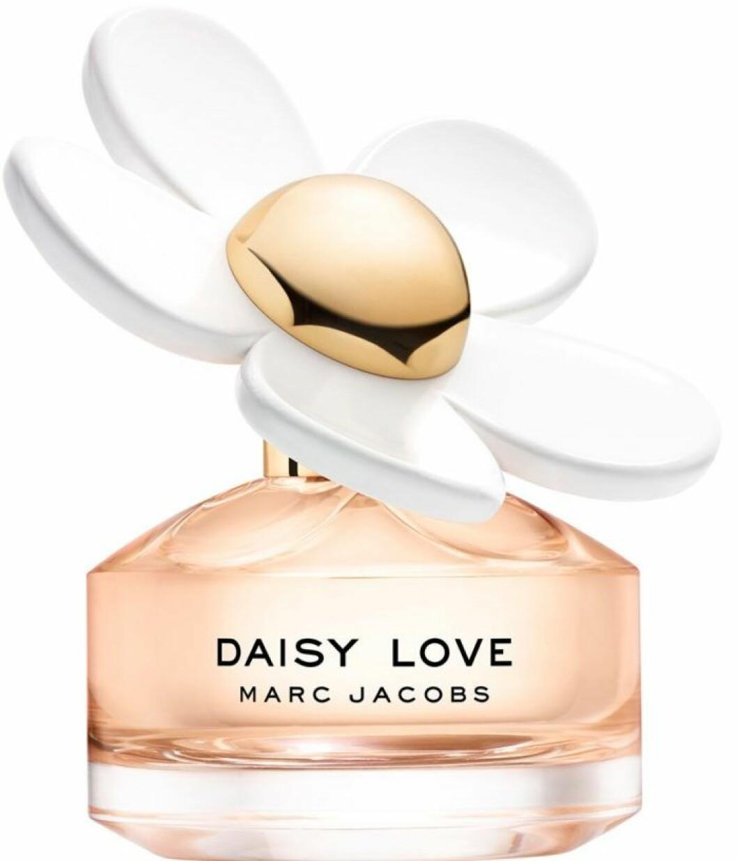 En bild på parfymen Daisy Love EdT från Marc Jacobs.
