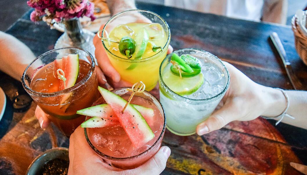 Uppdatera din Margarita med jalapeños eller vattenmelon!