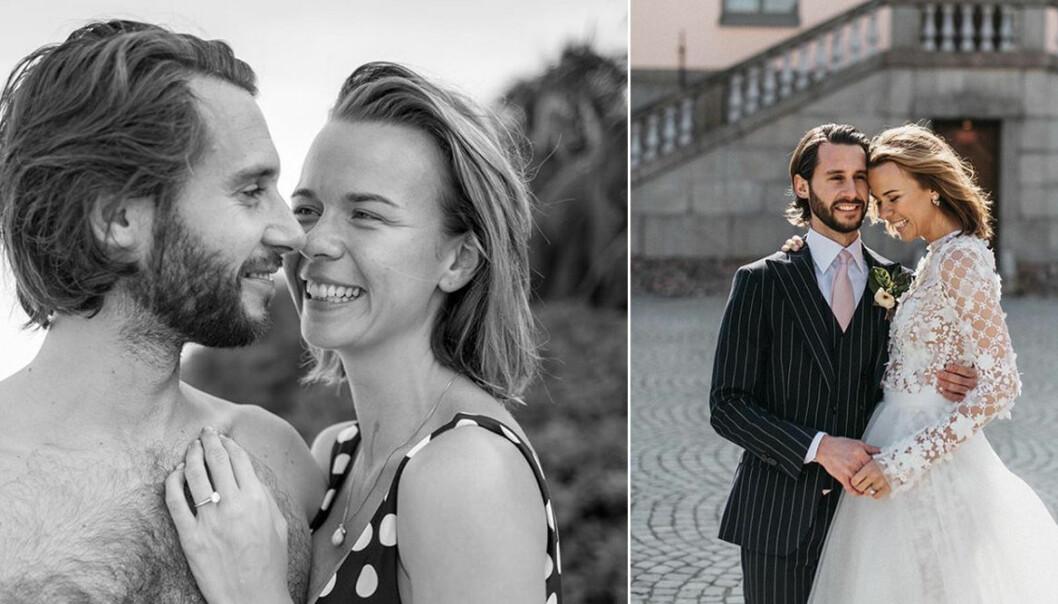 Margaux Dietz bröllop 2019