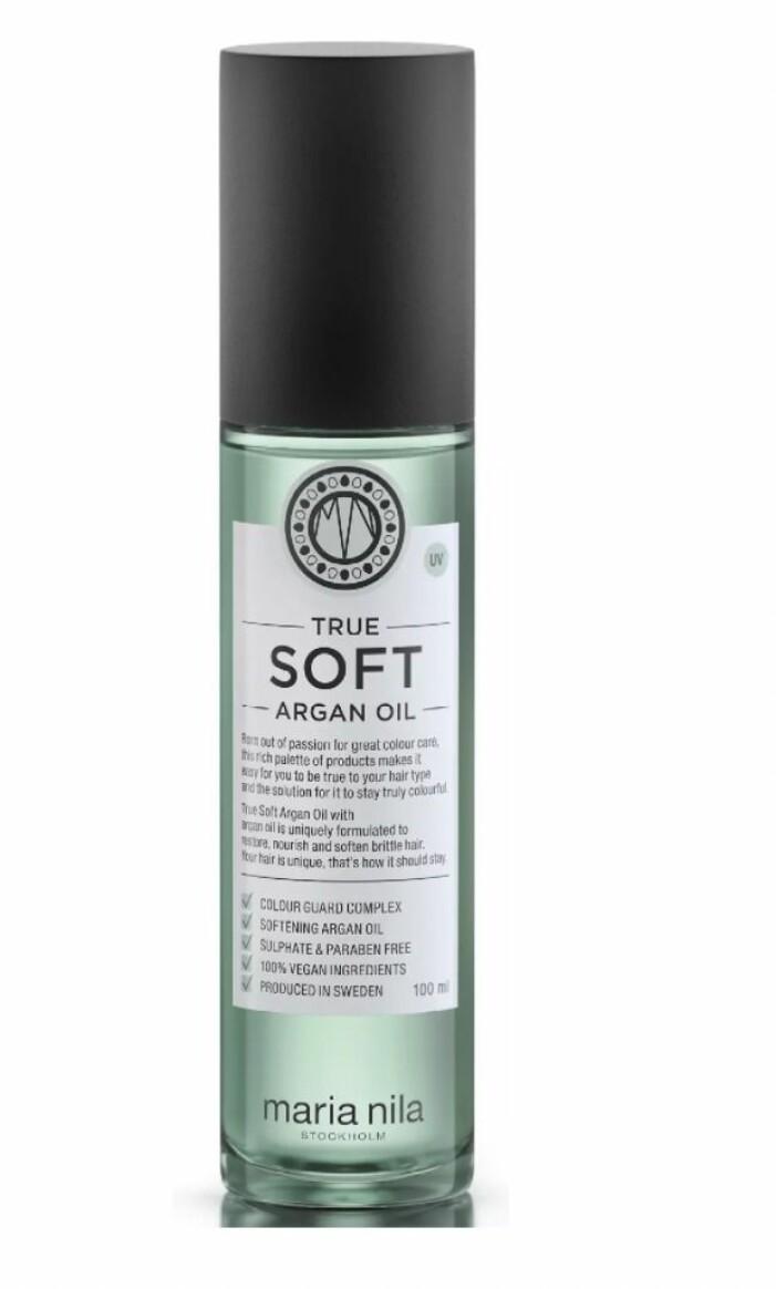 Maria Nila True soft argan oil