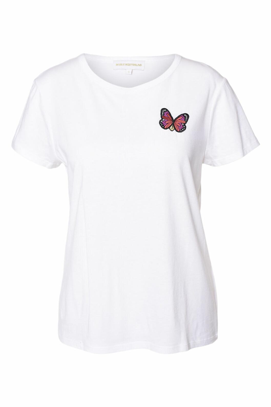 Maria Westerlind x MQ vit t-shirt
