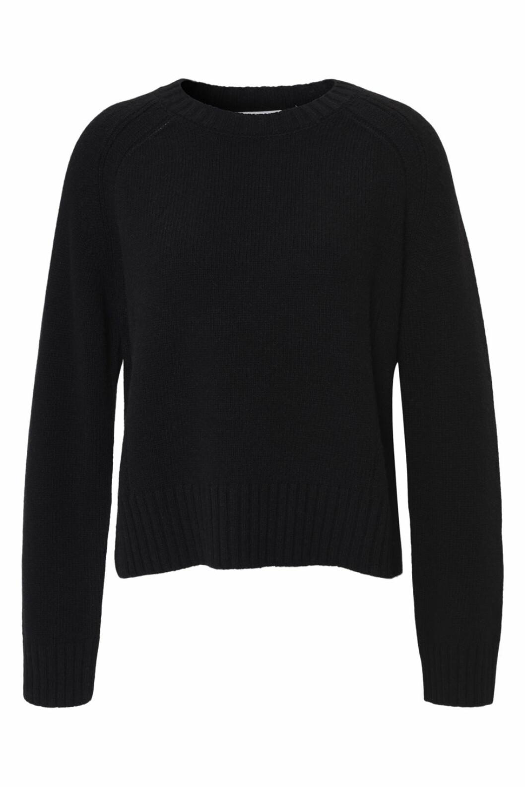 Maria Westerlind x MQ svart tröja