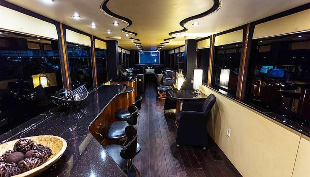 Baren i Mariah Careys husbil
