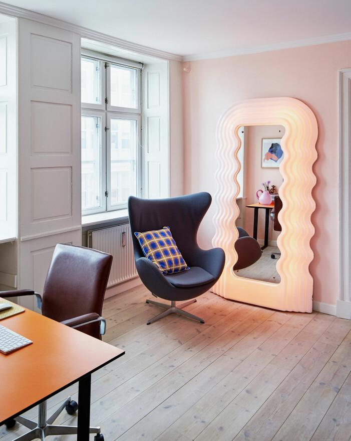 Inspireras av Marie Jedigs magiska pastellfärgade hem