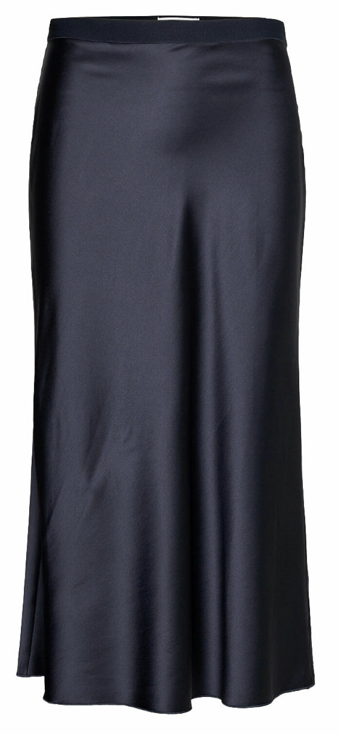 Marinblå kjol från Ahlvar Gallery