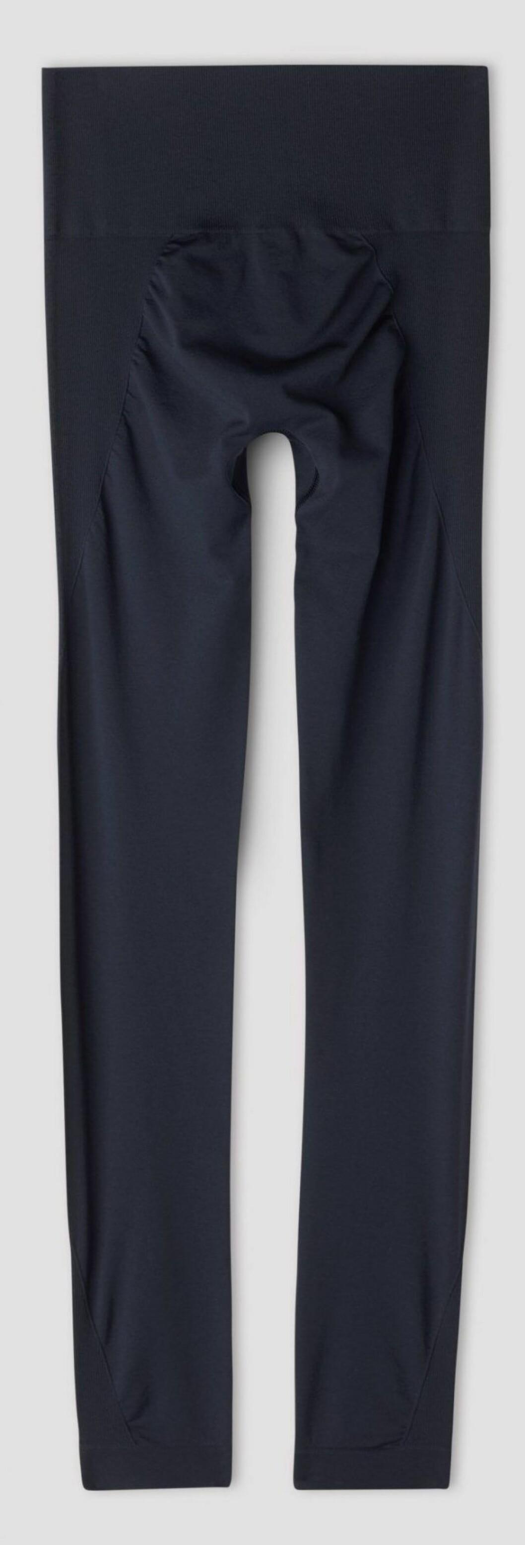 Sömlösa leggings i marinblått från Filippa K.