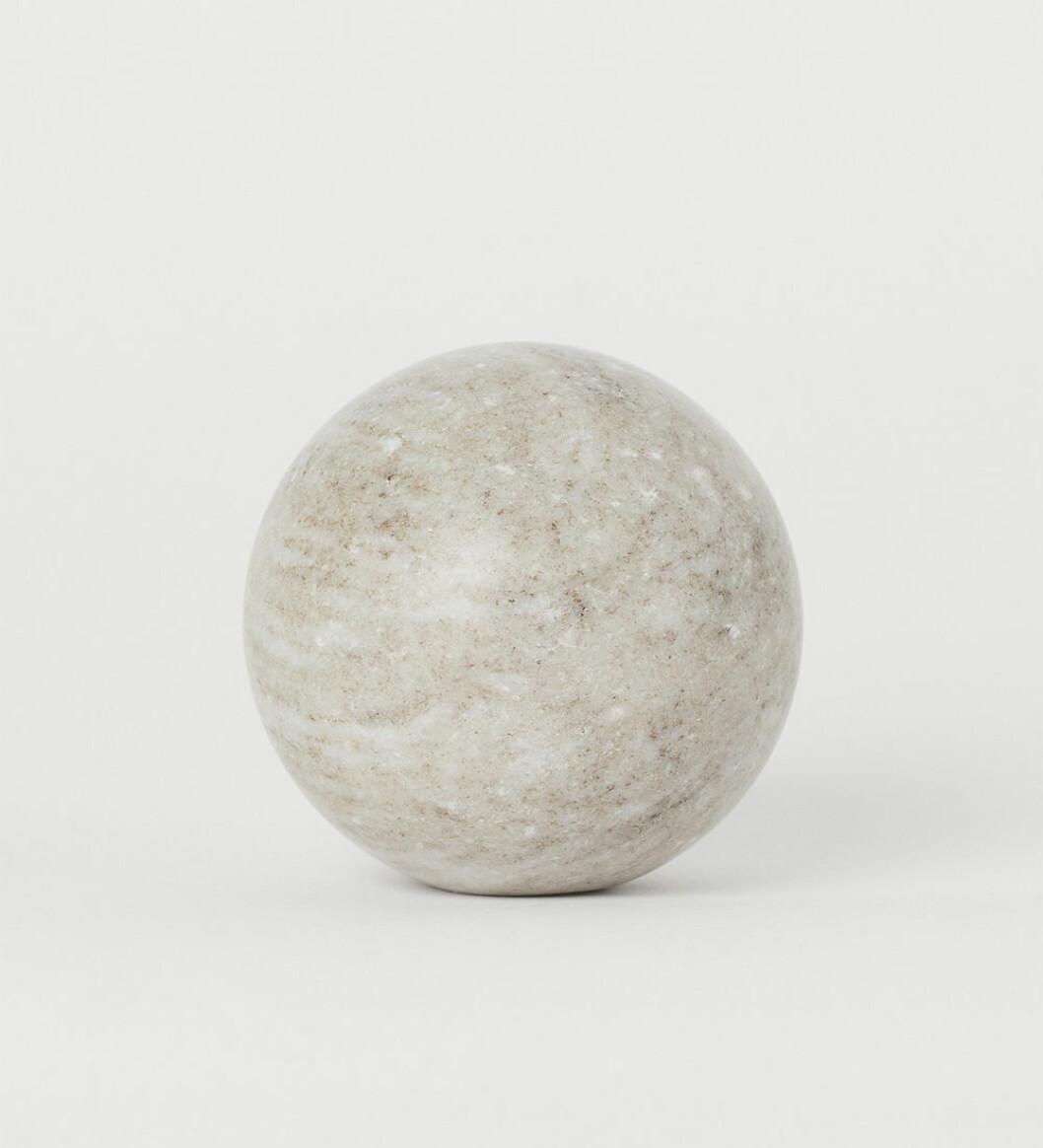 marmorklot från H&M Home
