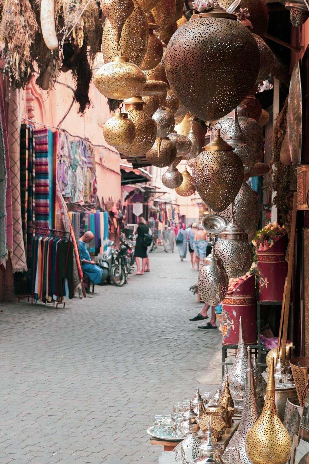 Marrakech fiskarna