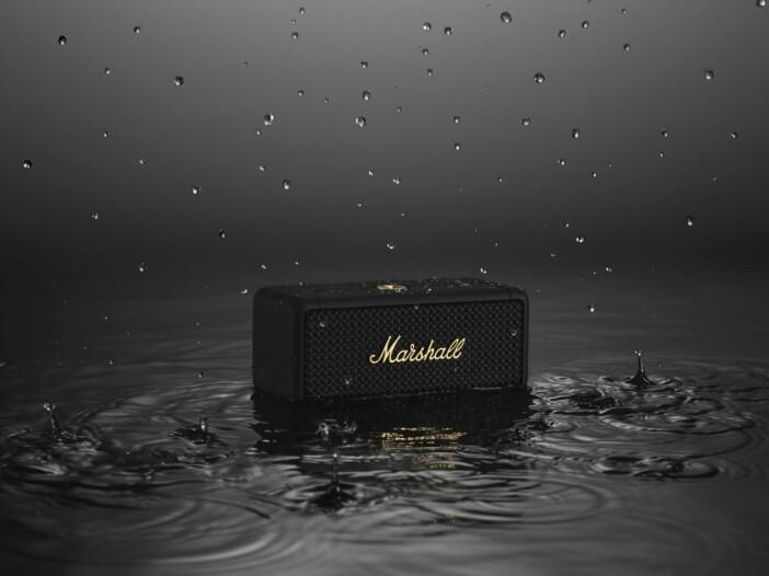Marshall Emberton - bärbar högtalare