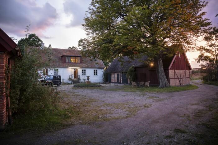 Martin Enget Fasanskogen gården