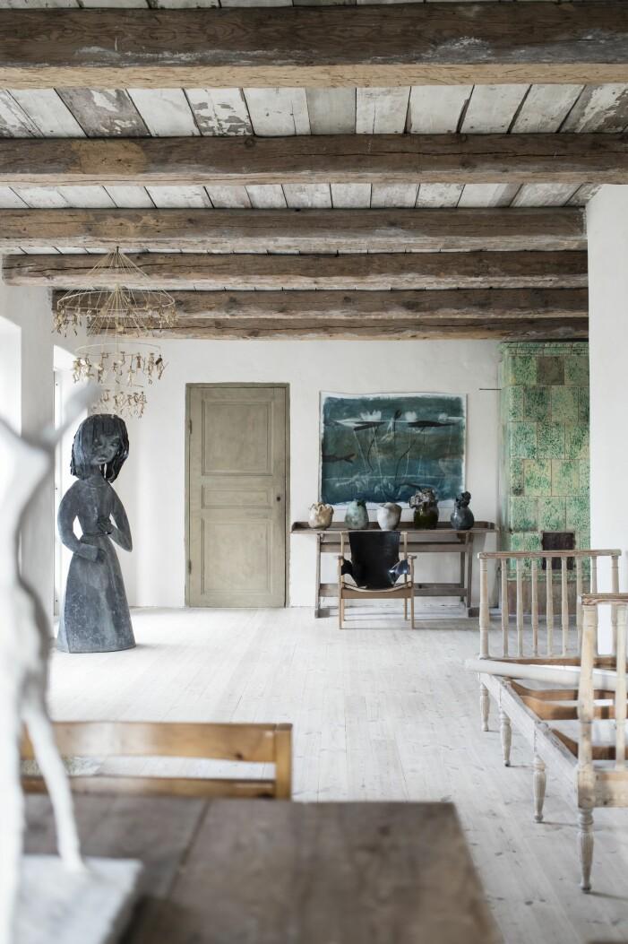 Martin Enget Fasanskogen skulptur
