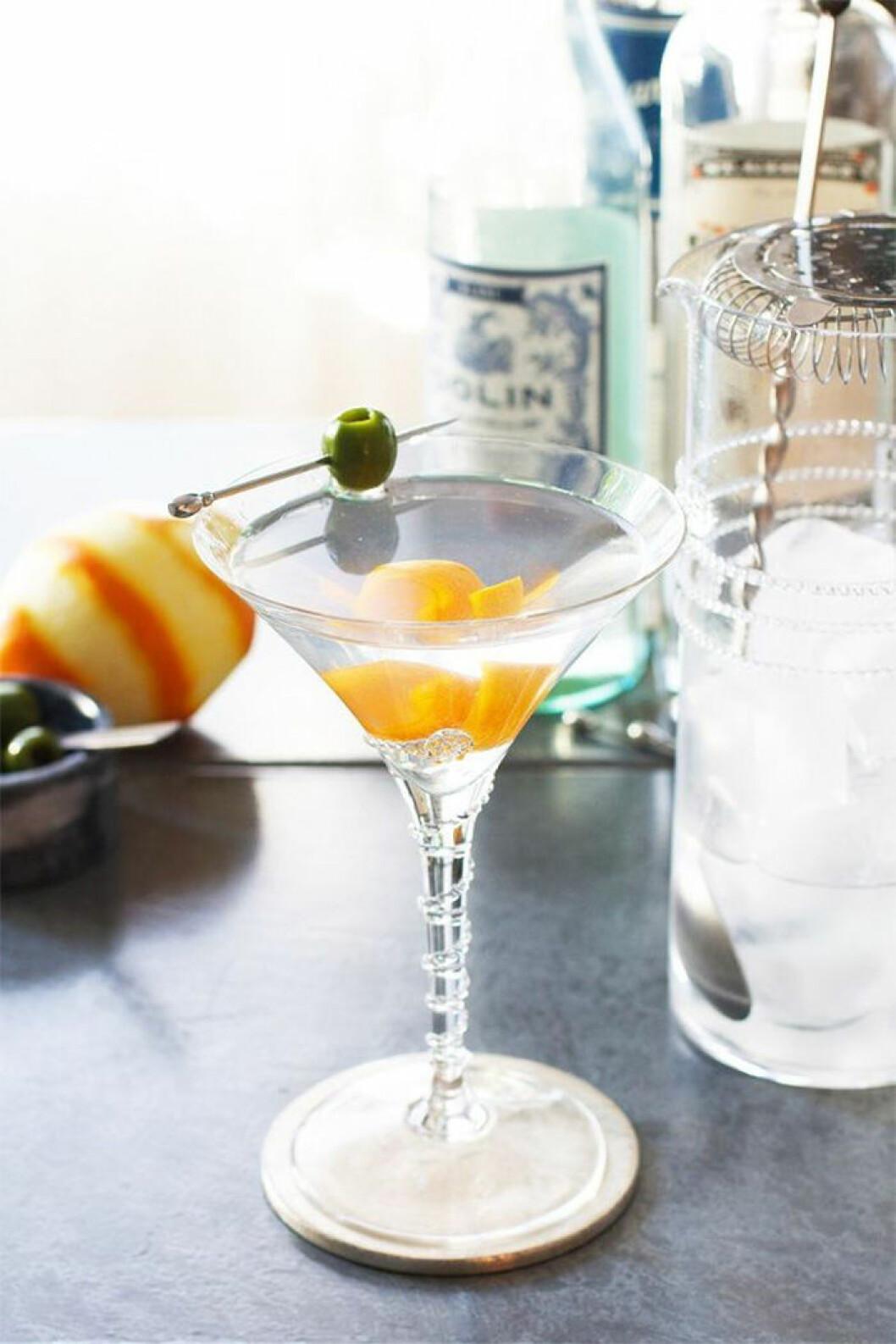Enkel drink: Martini