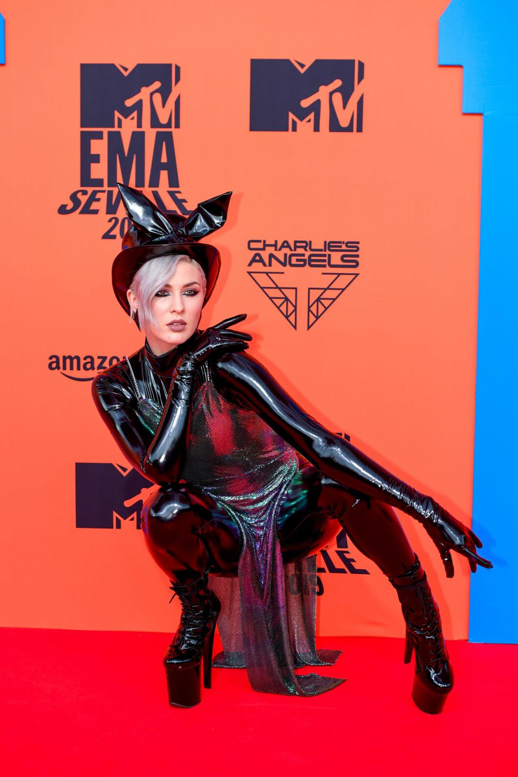 Maruv på MTV EMA 2019 – se alla bilder här!