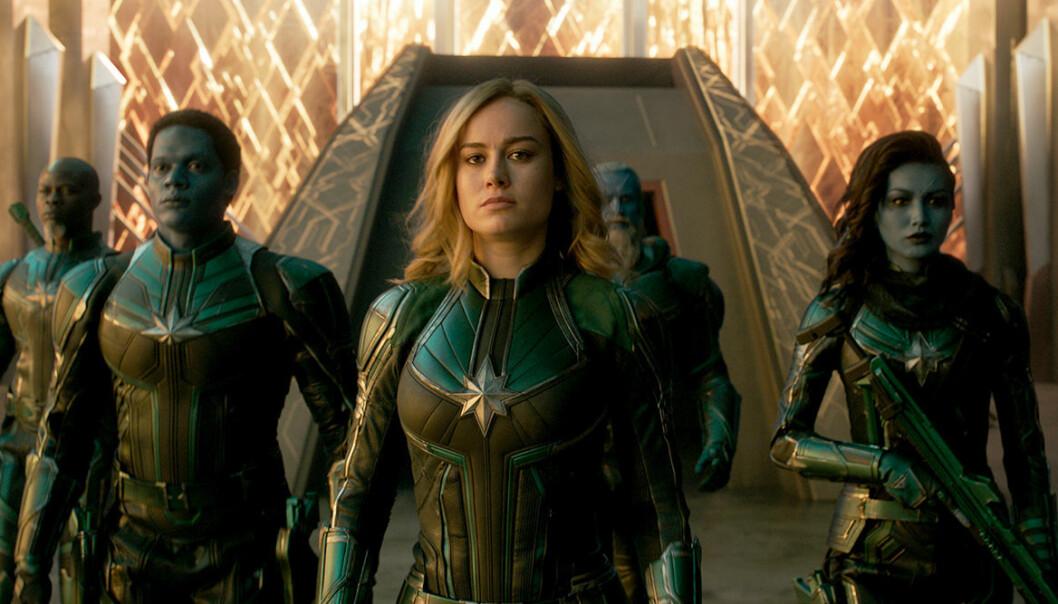 Marvel till Disneys streamingtjänst