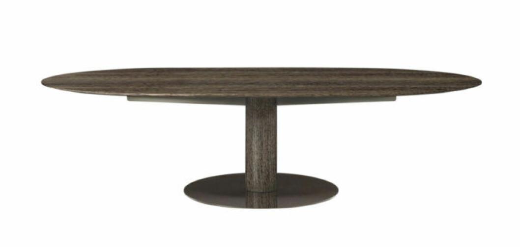 Ett matbord.
