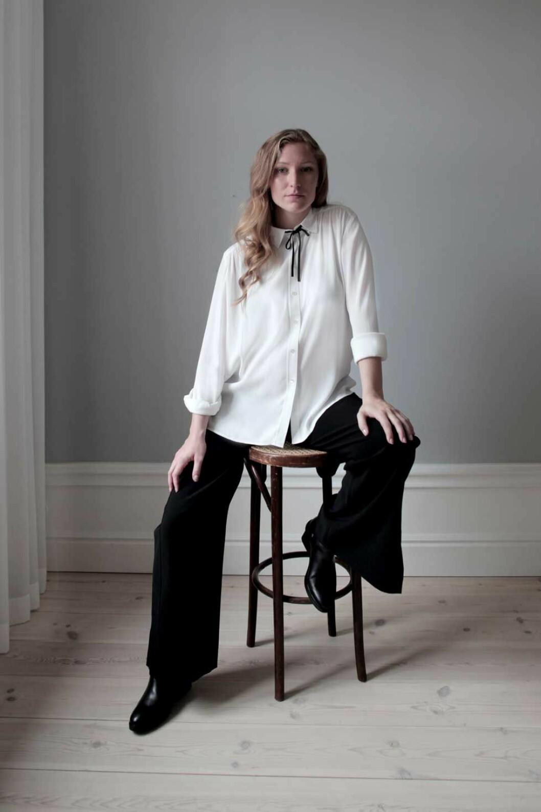 Matilda Kahl i intervju med ELLE