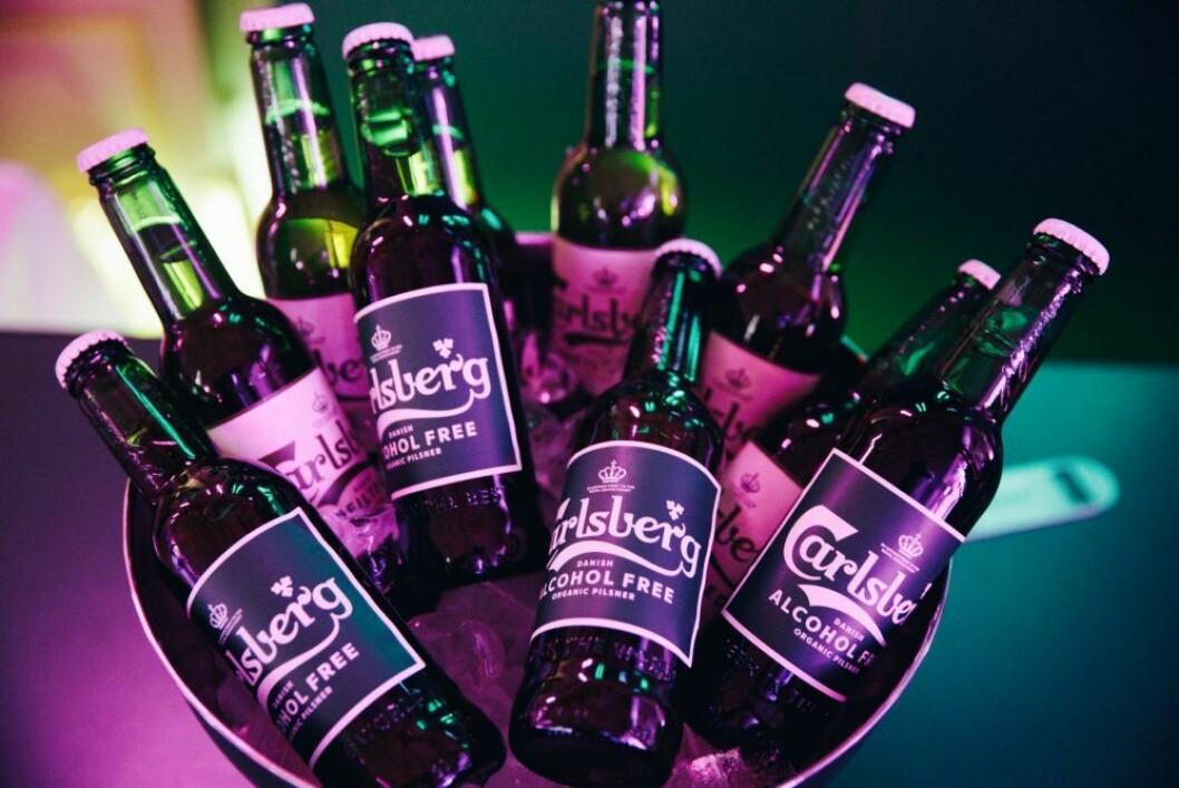 Alkoholfritt är en mattrend från ELLE-galan 2020