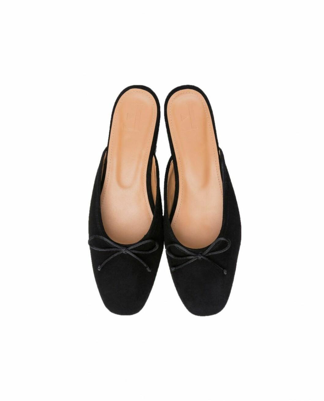 Slip-in skor från Flattered.