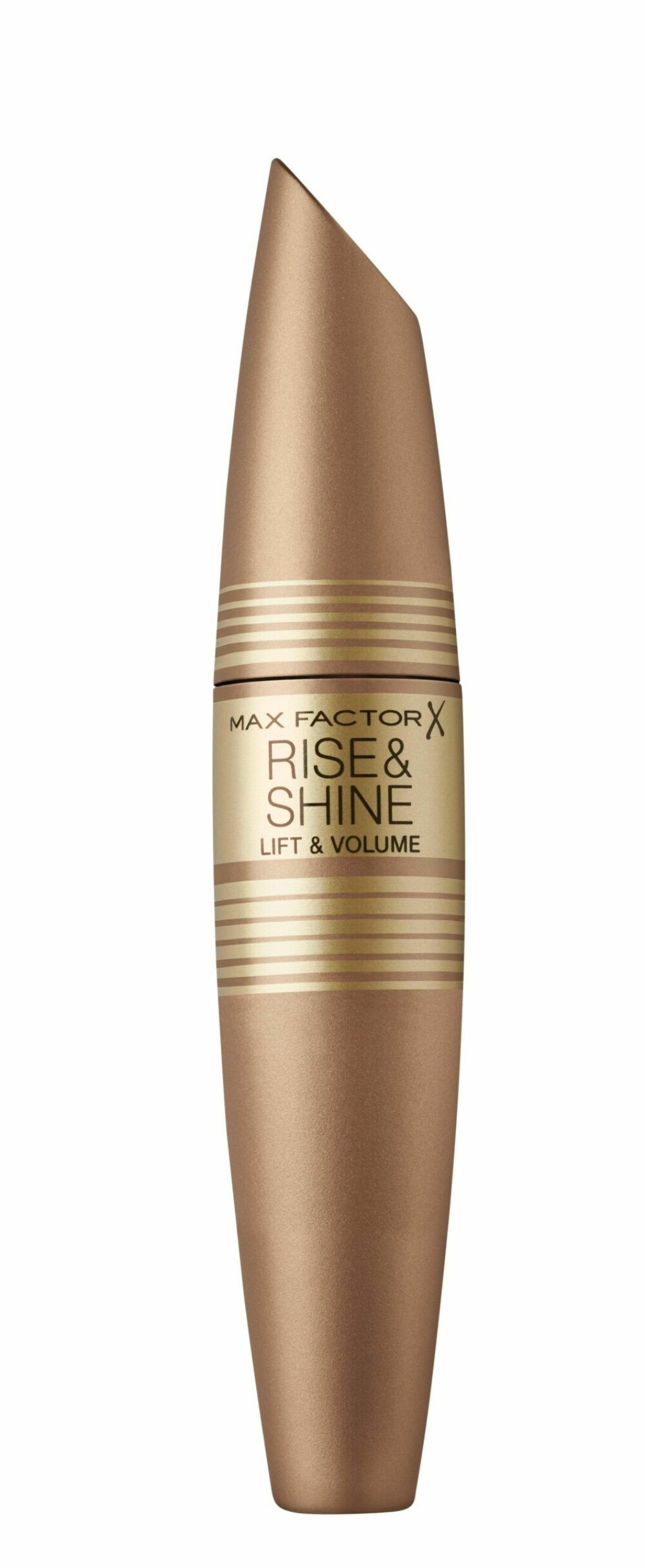 Max Factors nya mascara Rise & Shine.