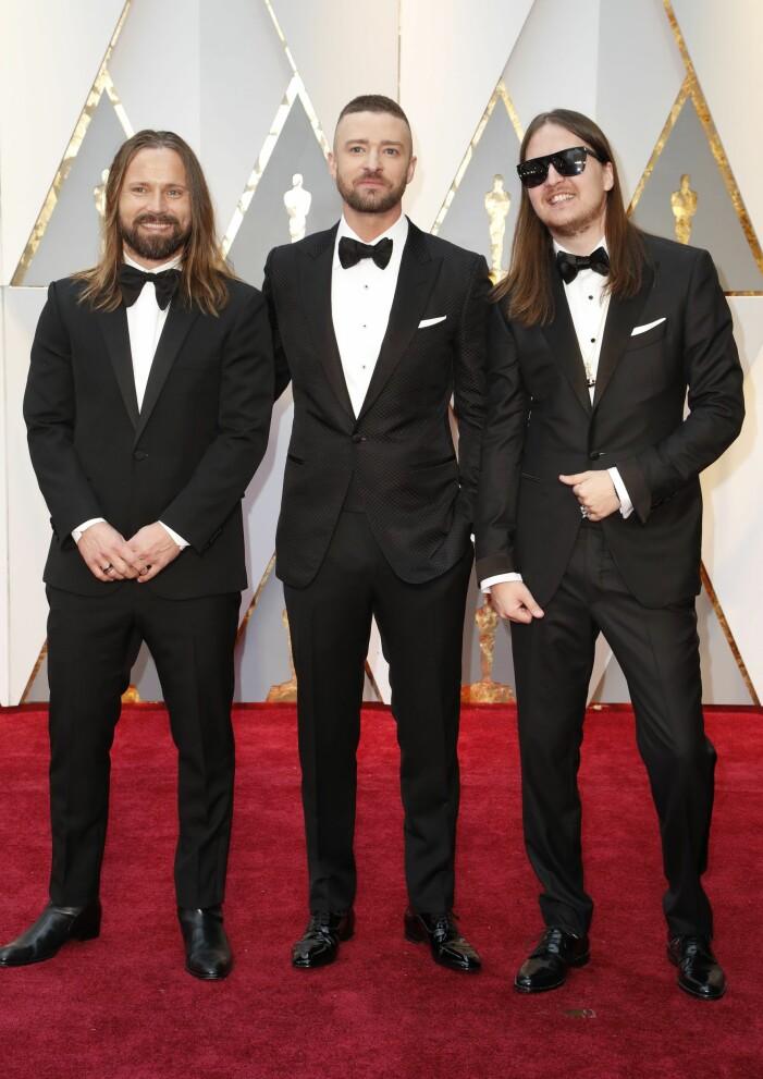 Max Martin, Justin Timberlake och Shellback