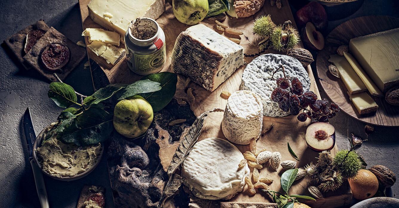 Recept på maxad ostbricka